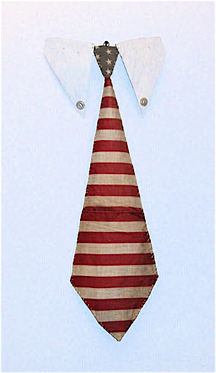 Red, White & Blue Tie (Flag)